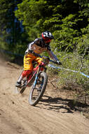 Photo of Etan BRAVARD at Tamarack Bike Park