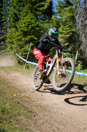 Photo of Kendall MCLEAN at Tamarack Bike Park