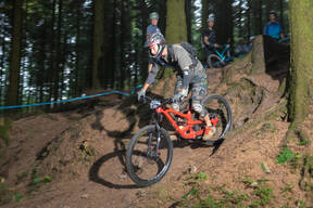 Photo of Michael CHIVERS at Triscombe