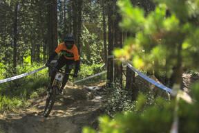 Photo of Garrett MACINTOSH at Panorama