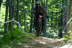 Photo of Ben HUCKABY at Killington, VT