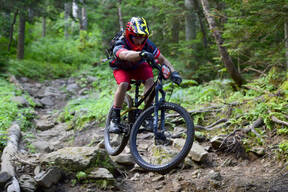 Photo of Colby BENOIT at Killington, VT