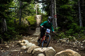 Photo of Peter SCHENK at Whistler