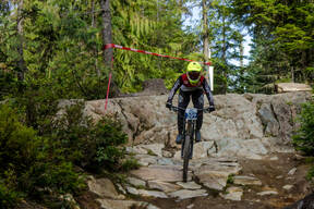 Photo of Spencer WEI at Whistler