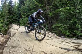 Photo of Brandon VENTER at Whistler