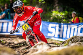 Photo of Rémi THIRION at Val di Sole