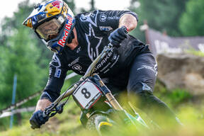 Photo of Brook MACDONALD at Val di Sole