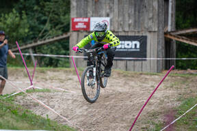 Photo of Fabian VON ALLMEN at Sarntal