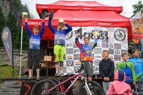 Photo of Fabian, Tim, Fabio at Sarntal