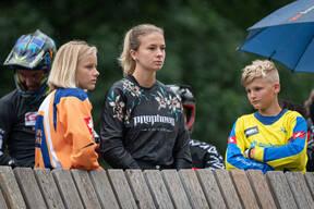 Photo of Selina, Luca, Nina at Sarntal