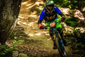 Photo of Justin MOSS at Killington, VT