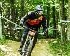Photo of Eric CLARK at Killington