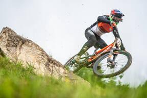 Photo of Matt WALKER (elt) at Val di Sole