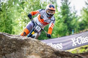 Photo of Mick HANNAH at Val di Sole