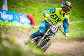 Photo of Eddie MASTERS at Val di Sole