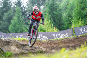 Photo of Kade EDWARDS at Val di Sole