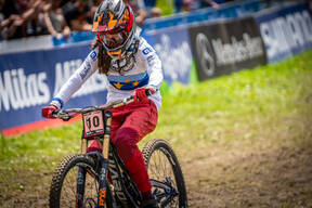 Photo of Camille BALANCHE at Val di Sole
