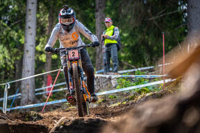Photo of Marine CABIROU at Val di Sole