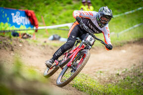 Photo of Mark WALLACE at Val di Sole