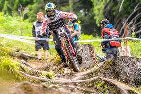 Photo of Troy BROSNAN at Val di Sole