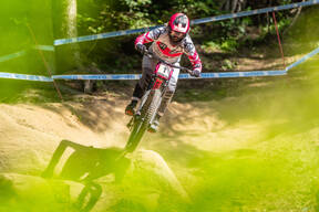 Photo of Tracey HANNAH at Val di Sole