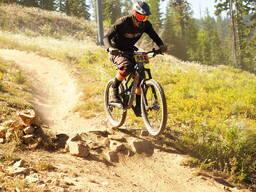 Photo of Sam DEVITT at Silver Mtn