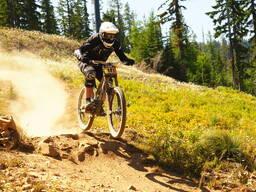 Photo of Travis BEAR at Silver Mtn