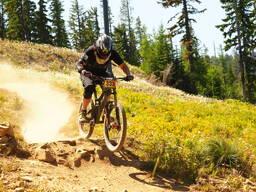 Photo of Rick GALE at Silver Mtn