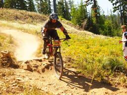 Photo of Kevin HUMPHREYS at Silver Mtn