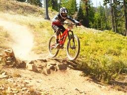 Photo of Jonas JOHNSON at Silver Mtn