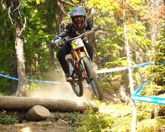Photo of Spencer ERVIN at Silver Mtn, Kellogg, ID