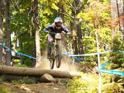 Photo of Brad DELZER at Silver Mtn