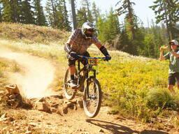 Photo of Lloyd DIXON at Silver Mtn