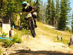 Photo of Kyle STROM at Silver Mtn, Kellogg, ID