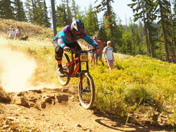 Photo of Stewart MITCHELL at Silver Mtn