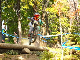 Photo of Blake RAUSCH at Silver Mtn, Kellogg, ID