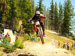 Photo of Andre STROM at Silver Mtn, Kellogg, ID