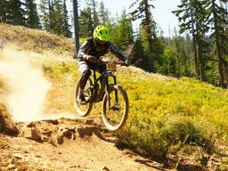 Photo of Chris WALLER at Silver Mtn, Kellogg, ID