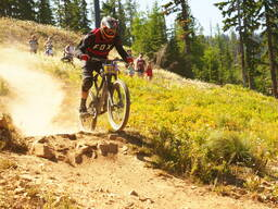 Photo of Nathan CANTWELL at Silver Mtn