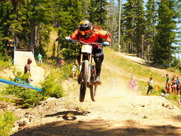 Photo of Mitch SCHMIDT at Silver Mtn, Kellogg, ID