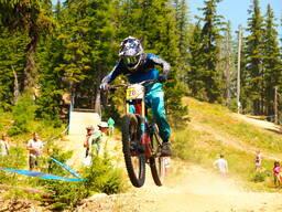 Photo of Braden DELZER at Silver Mtn