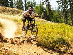 Photo of Rider 784 at Silver Mtn