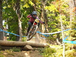 Photo of Claire BUCHAR at Silver Mtn, Kellogg, ID