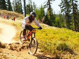 Photo of Erik ROBERTS at Silver Mtn