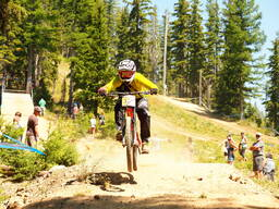 Photo of Erika SCHOLZ at Silver Mtn, Kellogg, ID