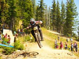 Photo of Jake WEBBER at Silver Mtn, Kellogg, ID