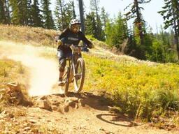 Photo of Rider 663 at Silver Mtn