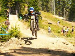 Photo of Sierra SEMSAK at Silver Mtn
