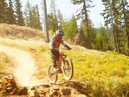 Photo of Bryce DUNN at Silver Mtn, Kellogg, ID
