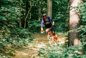 Photo of Emile BURKE at Killington